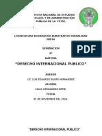 Drecho Internacional Publico (Para Entregar) - Copia