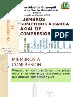 Elementos a Compresion