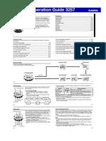 SDB 100 Manual