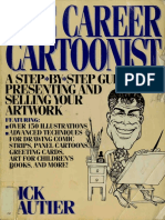 The Career Cartoonist - A Step-By-Step Guide to Presenting and Selling Your Artwork