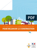 Urbanisme Amenagement Renoves Pour Relancer Construction