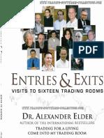 Alexander Elder - Entries & E...o 16 Trading Rooms (Sm File)