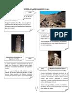 Historia de La Mecanica de Rocas