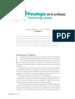 Patología Amibiasis