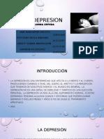 DEPRESION(Exposicion en Tratamiento Psicologico)2