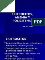1.- Eritrocitos y Grupos Sanguineos