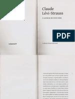 O Suplício Do Papai Noel, Lévi-Strauss