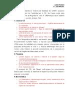 Estudio de Factibilidad - Actividad Analisis de Sistemas, Luis Fraino.