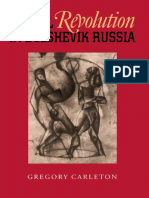 Carleton, Gregory. Sexual Revolution in Bolshevik Russia