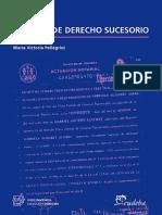 Manual de Derecho Sucesorio. Herrera.