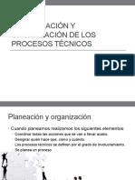 La Planeación Como Herramienta Organizacional de La Empresa