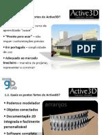 Comparativo Active3D vs Revit