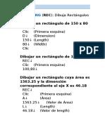 AutoCAD 01 - Clase 02