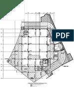 15-937-11 (Framing Plan at Ground Floor Lvl.)-Model