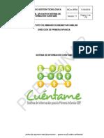 Manual Sistema de Información Cuentame V7.1