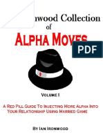 The Ironwood Collection of Alpha Moves - Ian Ironwood
