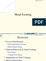 L20 -Metal Forming