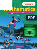 Download 3 Volumes of Glencoe Mathematics Applications and ...