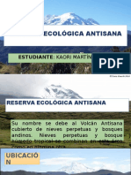 Reserva Ecológica Antisana