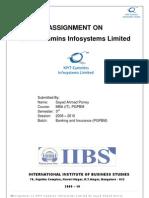 Report KPIT Cummins Info Systems Limited
