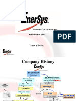 Enersys OPzS Presentation Apr 2005