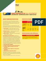 Rotella t6 Brochure