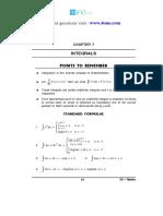 12 Mathematics Impq CH7 Integrals 01