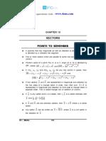 12 Mathematics Impq CH10 Vectors 01