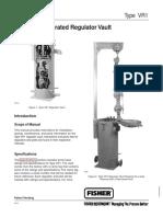 Regulador mecanico VR1
