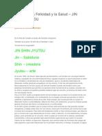 JI CHIN JIT SU-El Arte de La Felicidad y La Salud