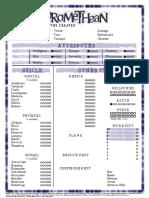 Promethean4 Page