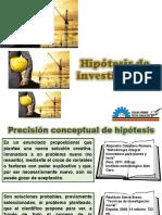 Hipótesis postgrado Gestión