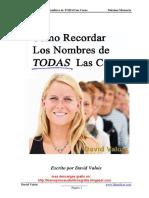 Bonus1 - Cómo Recordar Los Nombres de Todas Las Caras
