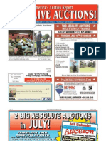 The Auction Report 7.2.10 Issue
