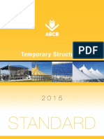 Standard Temporary Structures