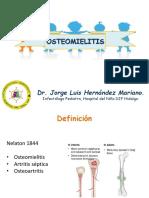 Osteomielitis 2016