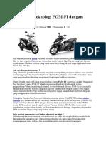 Perbedaan Teknologi PGM