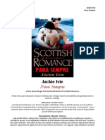 The Mammoth Book of Scottish Romance - Jackie Ivie - Para Sempre Cavaleiro (Talionis)