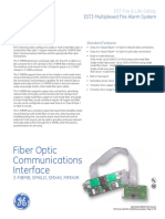 (3-FIB)Fiber Optic Communications Interface