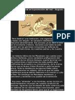 Garantismo Penal en La Promoción Del Mal - Augusto TorchSon