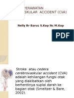 Asuhan Keperawatan Cerebrovaskular Accident (Cva)