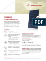 Canadian Solar Datasheet CS6KPFG Diamond v5.3 En