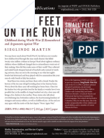 Small Feet on the Run by Sieglinde Martin