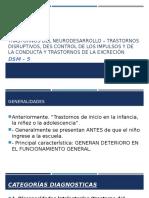 Trastornos Del Neurodesarrollo y Psiquiatria Infantil