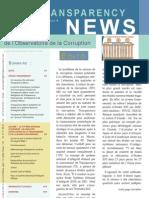 Transparency News n° 9