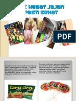 Presentasi PJAS (Pangan Jajanan Anak Sekolah)
