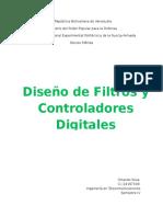Diseño de Filtros y Controladores Digitales