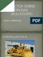 Tractor Sobre Orugas Cat d10r