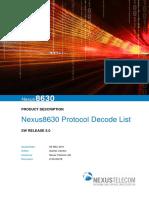 Nexus8630 DecodeInformation 5 01