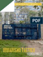 Urbanismo Tactico y Espacio Publico - Jose Guzman